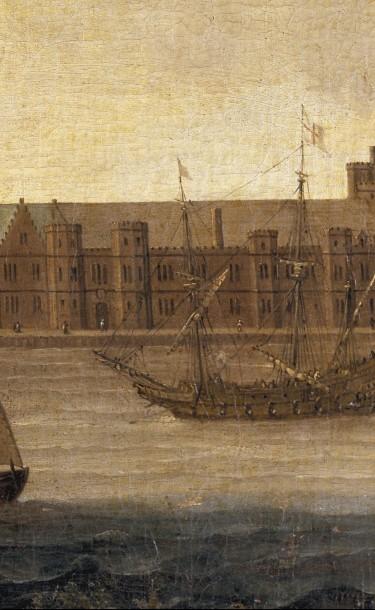 Greenwich Palace c1600-1629